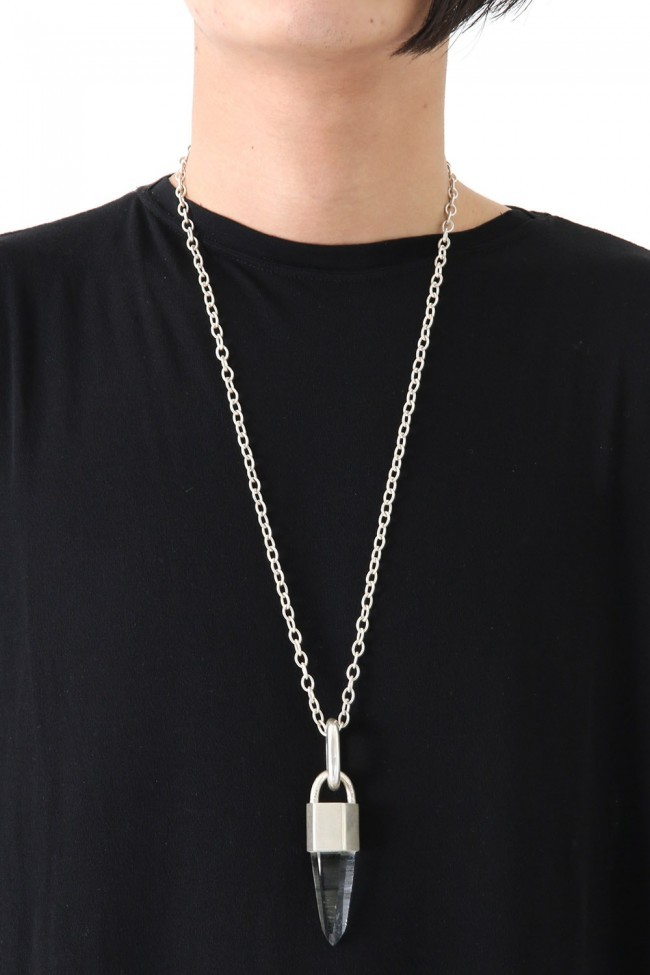 17SS Talisman on s link Necklace