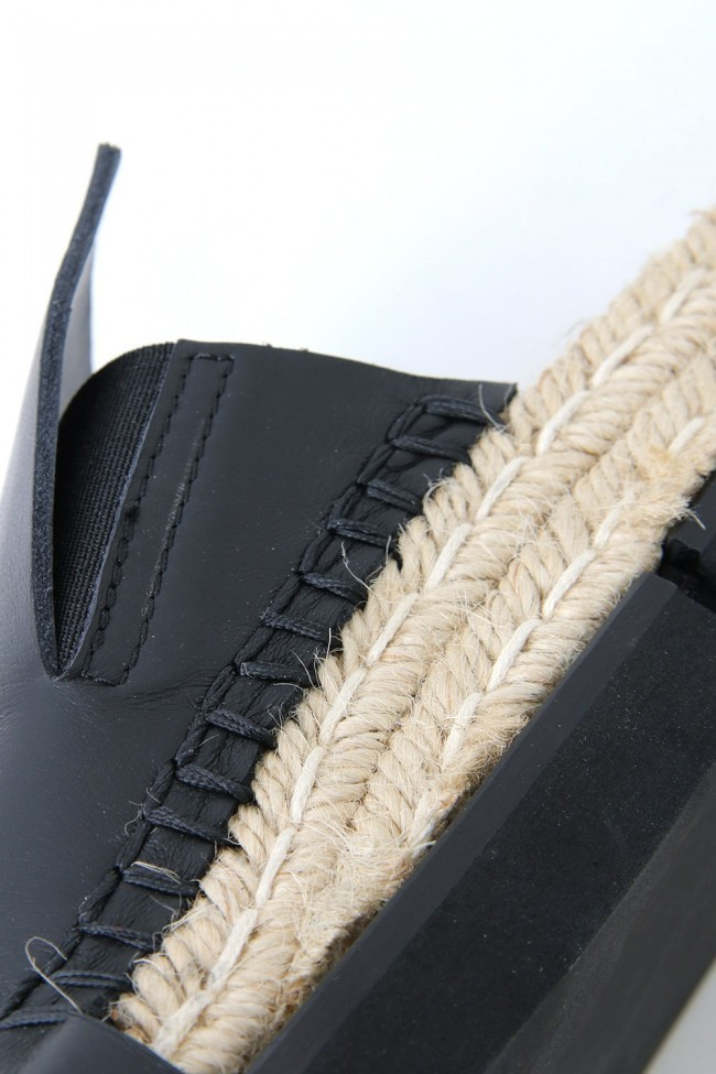 17SS Rope Leather Sandals CALF