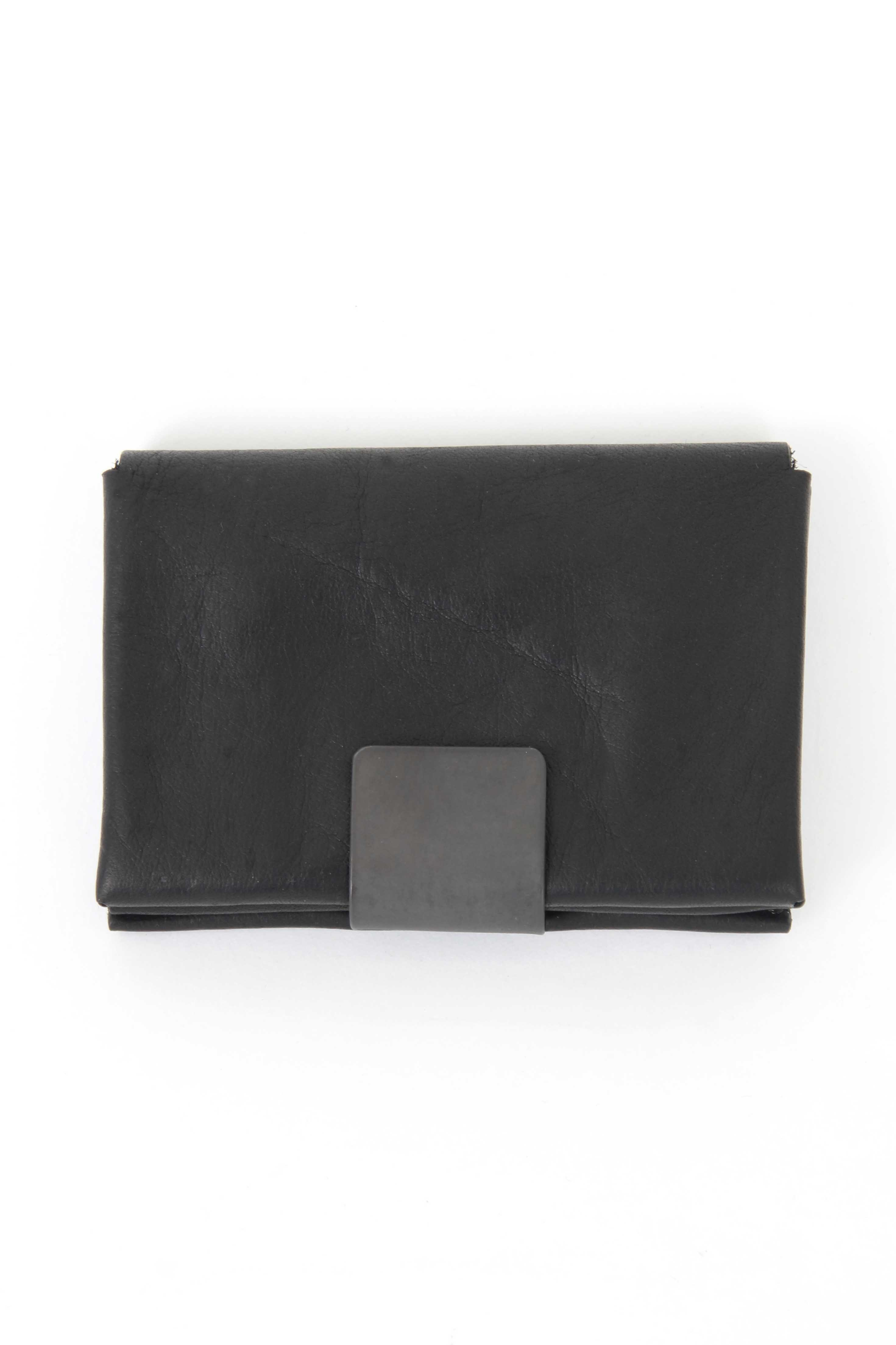 Japanese Horse Leather Card Case