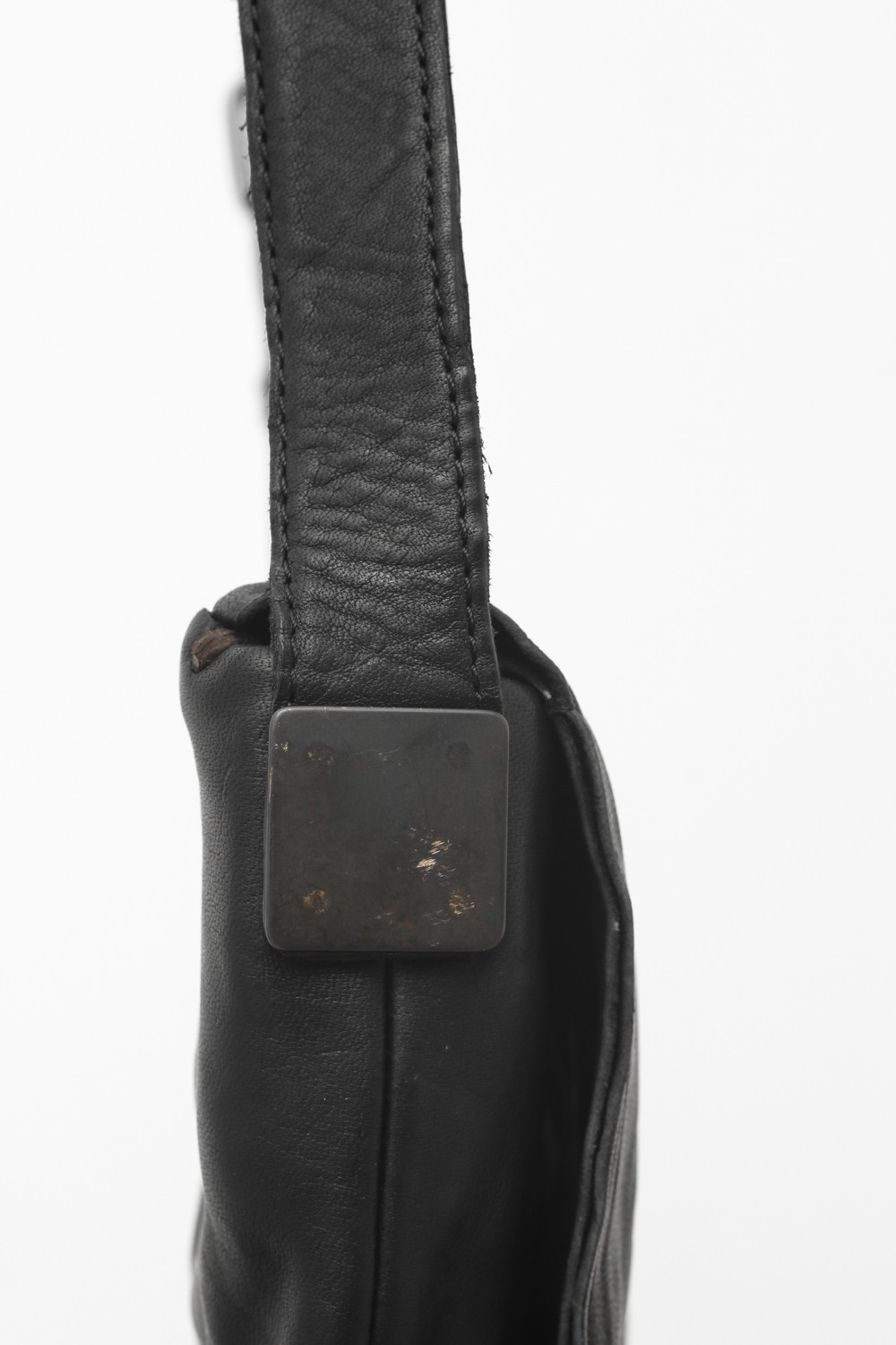 Japanese Horse Leather A4 Shoulder Bag
