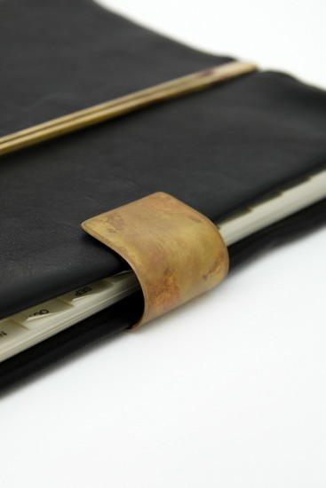 Planner + Leather Cover