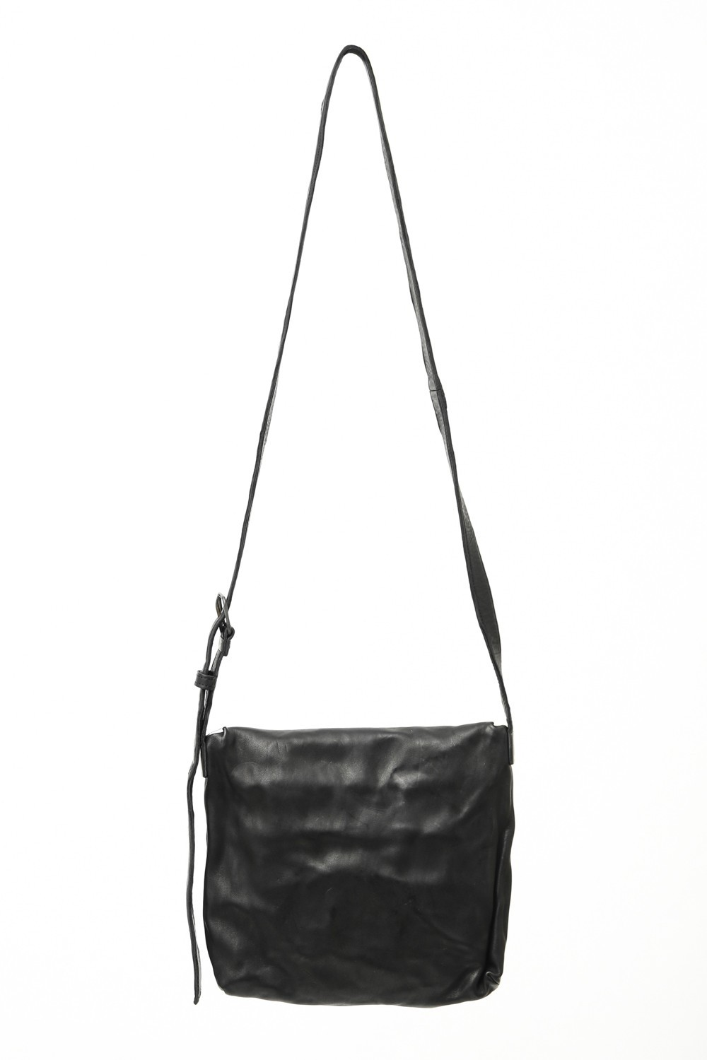 Japanese Horse Leather Shoulder Bag