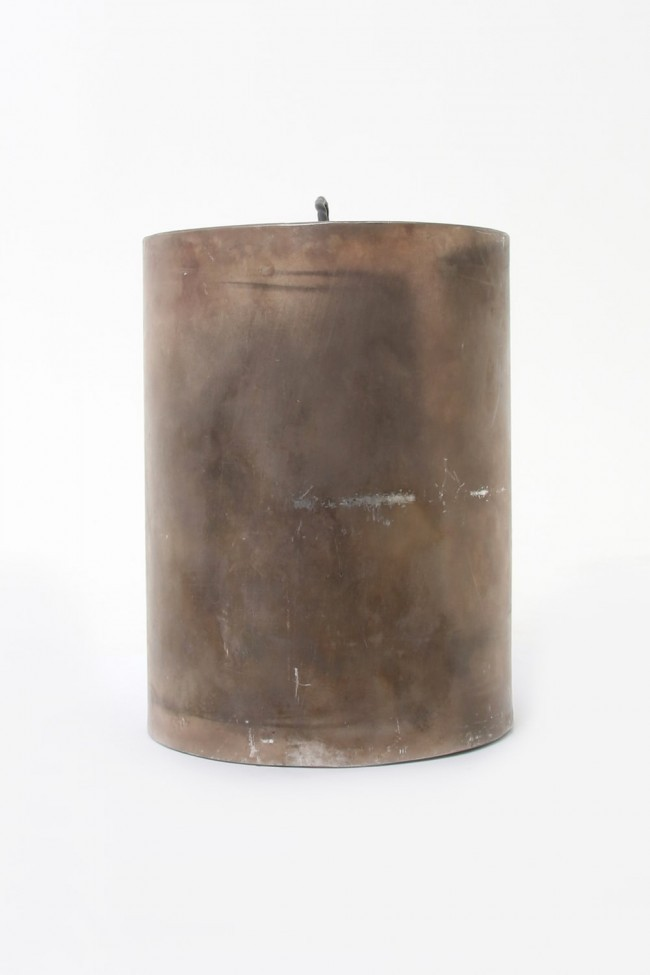 Parts of Four Acid Silver Candle (120mm) COS