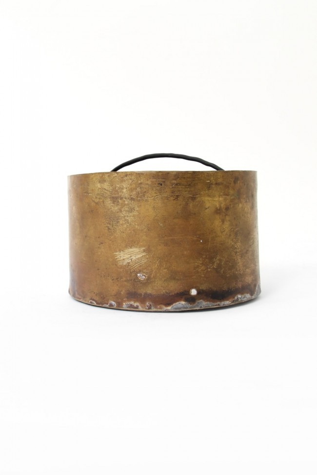 Parts of Four Brass Candle (60mm) CEP