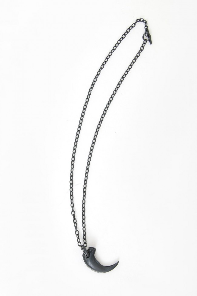 Parts of Four 16AW BEAR CLAW NECKLACE