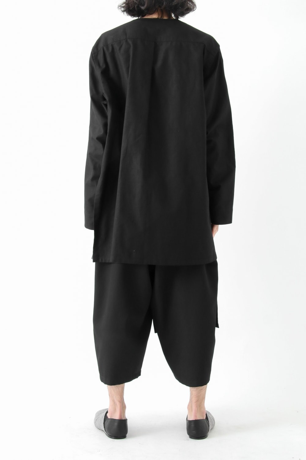 Left Front Double Layer Shirt