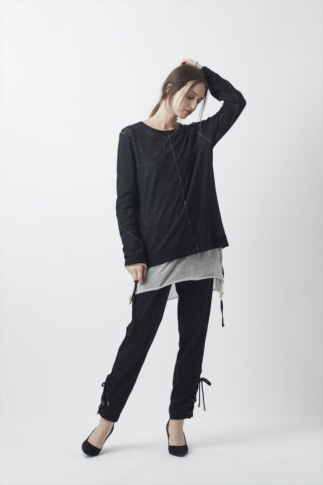 Layered Long Top - AL-1270