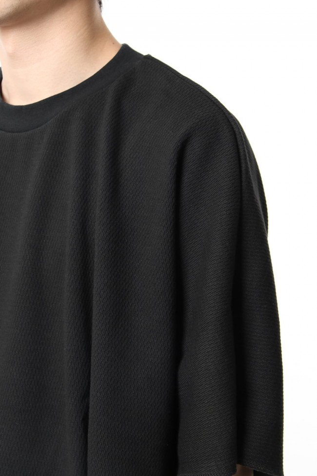 THERMAL OVERSIZE T/S Black
