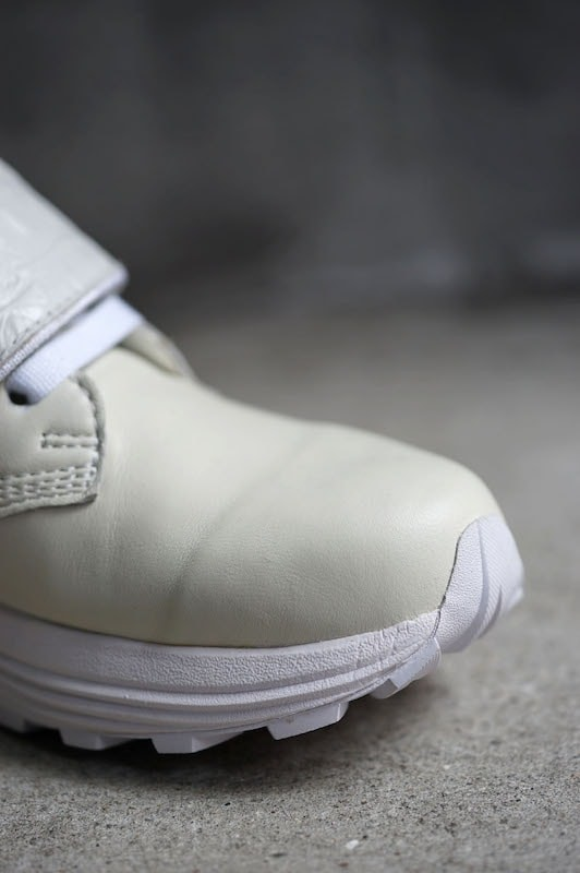 "DIET BUTCHER SLIM SKIN [DBSS] 16SS Sneakers Boots ""STOMP"" WHITE"