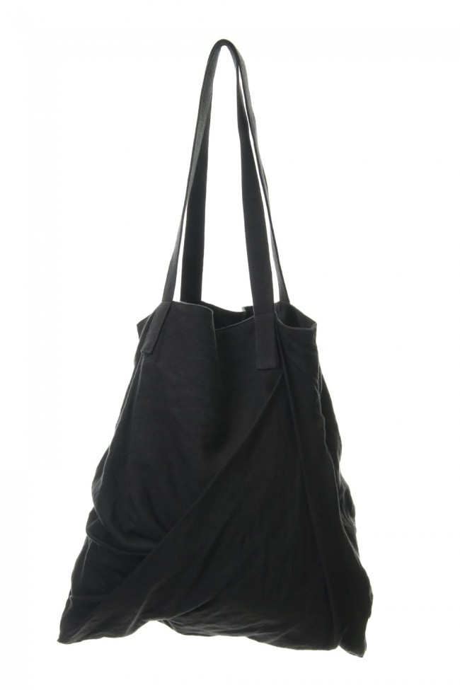 TWIST TOTE BAG Black