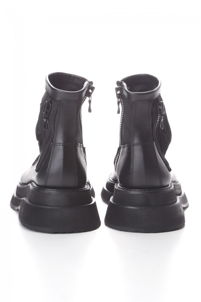 UTILITY POCKET BOOTS