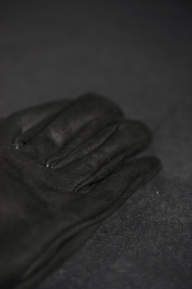 16AW Leather Gloves