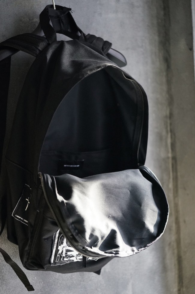 16S Patchwork backpack