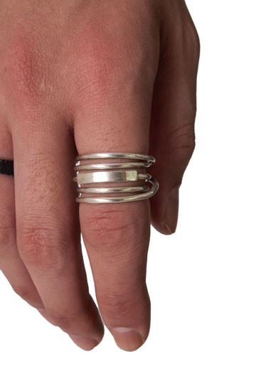 Ring 015 Silver