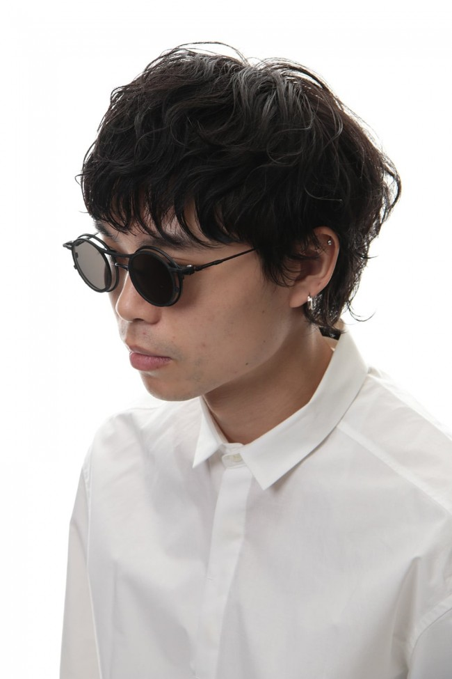 RIGARDS collaboration sunglasses - Black / Black