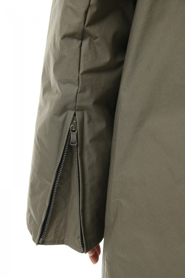 Water-repellent Cotton Down Coat