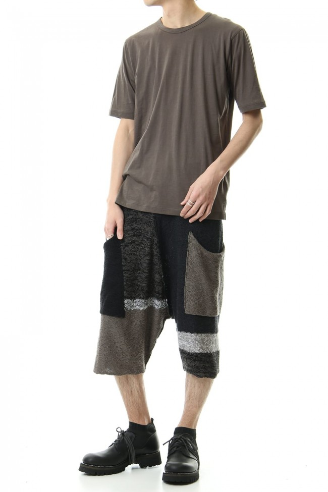 DANIEL ANDRESEN collaboration Knit shorts