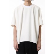 THERMAL OVERSIZE T/S White-White-1