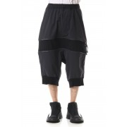 Flexibility shorts-Black-1
