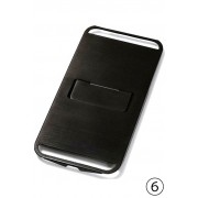 iPhone6 Case FLAP - BLACKENING-Black-Free