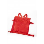 17SS PACKABLE BAG FLAME SCARLET-FLAME SCARLET -FREE