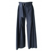 SLIM  PANTS - 17S-P-03-Navy-1
