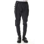 Tight Tension Jersey pants Gray