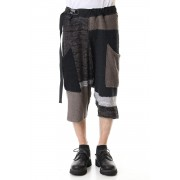 DANIEL ANDRESEN collaboration Knit shorts-Mix-1