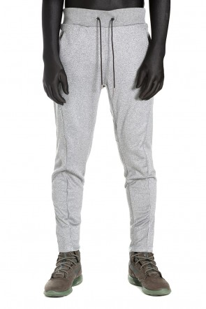 CIVILIZED 19-20AW 3D TRACK PANTS - T.GRAY