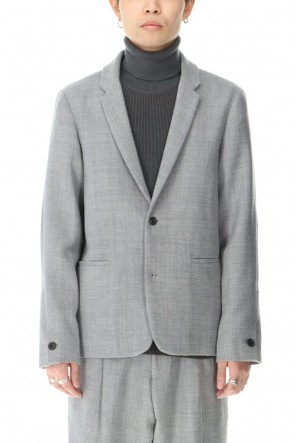 "STEPHAN SCHNEIDER 20-21AW Tailored Jacket ""Cambridge"""