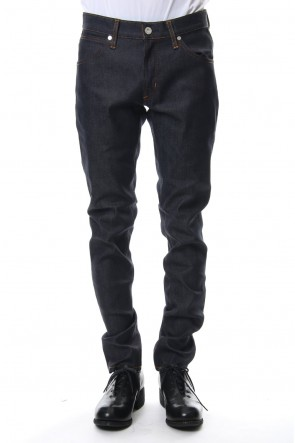 FACTOTUM 19-20AW Rigid denim (tapered)-indigo