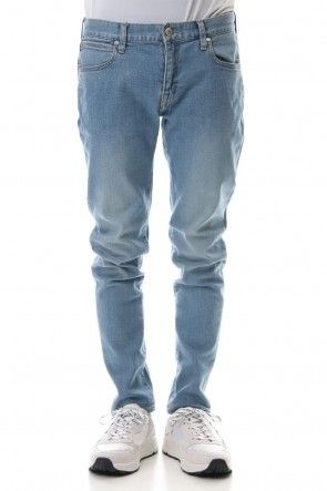 "FACTOTUM 19SS E denim skinny pants ""WILLIAM"" - L.indigo"
