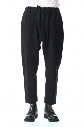 ZIGGY CHEN 20-21AW Drawstring Easy Pants