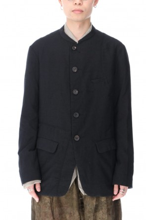ZIGGY CHEN 20-21AW Virgin Wool Silk 5B JACKET