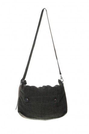ZIGGY CHEN 21SS Bread bag Dark Olive