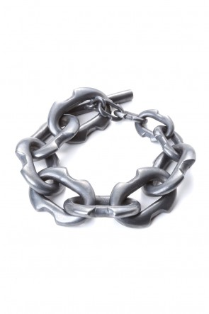 Parts of Four 20SS Deco Link Toggle Chain Bracelet (Small Links AS)