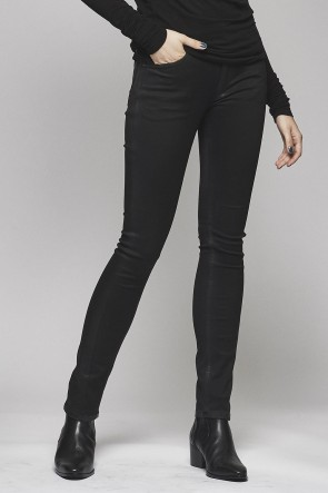 GalaabenD 17-18AW Super Stretch Seam Coating Pants