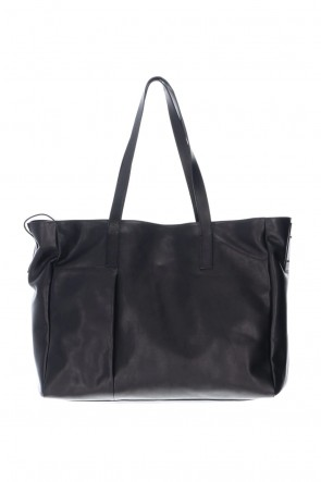 PATRICK STEPHAN Classic Leather tote bag 'grande poche' 2