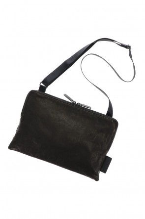 PATRICK STEPHANClassicLeather shoulder bag 'pouch'