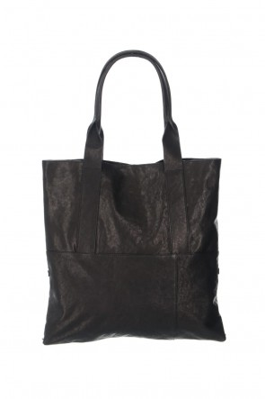 PATRICK STEPHAN Classic Leather tote 'thin & light' 2