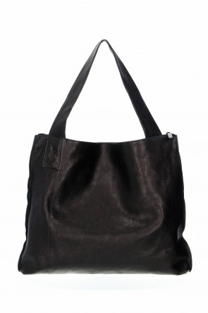PATRICK STEPHAN Classic Leather shoulder bag 'simple' 2