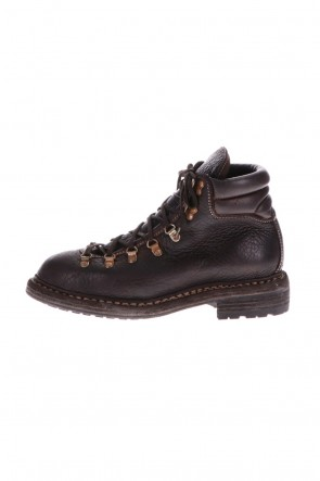 Guidi 20-21AW TREKKING BOOTS Bison Full Grain Leather - Brown