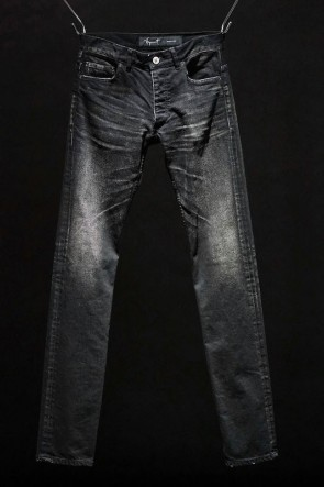 "FAGASSENT  ""鴉-KARASU-CROW"" BLOW Denim Pants"