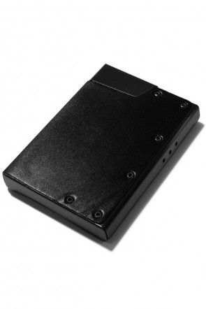 CLAUSTRUMClassicCC-CONTAINER - LEATHER BLACK OUT