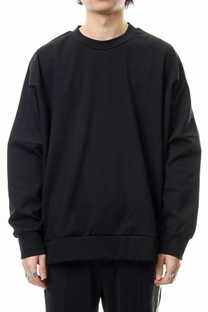 CLANE HOMME 19SS OVER SIZE TOPS Black
