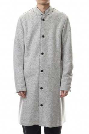ASKyy 19-20AW BONDING COAT - Snowgry