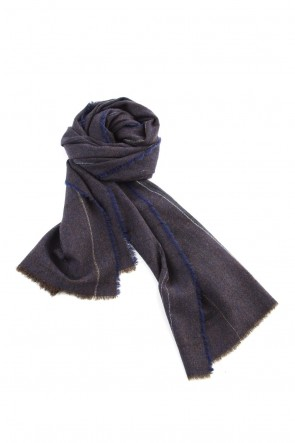 STEPHAN SCHNEIDER 19-20AW Scarf - Coffee