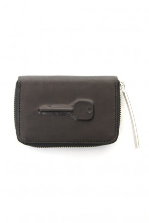 MIHARAYASUHIRO Classic Invisible Key Case Black