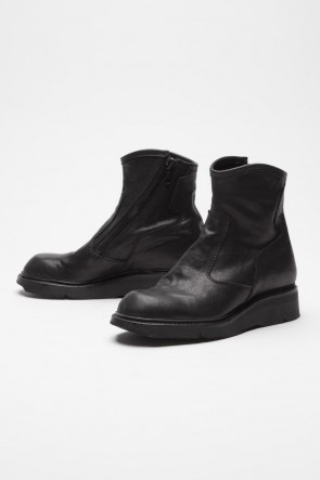 JULIUS 18PF Side Zip Elevator Boots