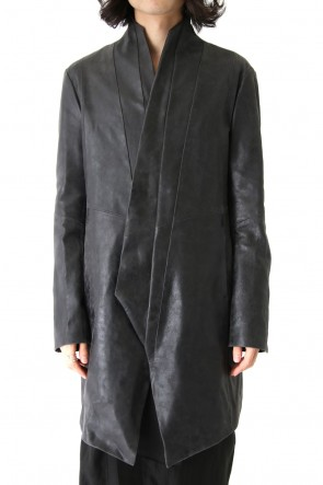 JULIUS 18PF Seamed Edge Tailored Jacket